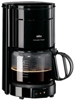Кофеварка Braun KF47/1 Black