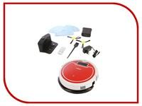 Робот-пылесос Panda x 900 Wet Clean red