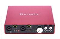 Звуковая карта Focusrite Scarlett 6i6 2nd Gen