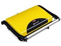 Бутербродница Panini Maker КТ-1609 -2 желтый