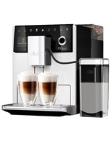 Кофемашина Melitta Caffeo CI Touch F 630-101 серебро