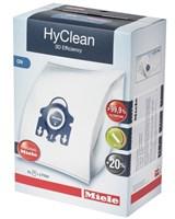 Мешки для пылесосов Miele GN HyClean 3D Efficiency синие
