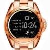 Часы MICHAEL KORS Access Bradshaw розовое золото MKT5004