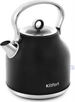 Чайник Kitfort KT-671-2 черный