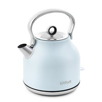 Чайник Kitfort KT-671-3 голубой