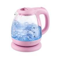 Чайник Kitfort KT-653-2, розовый