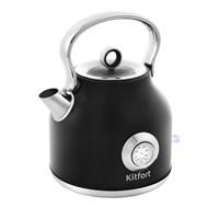 Чайник Kitfort КТ-673-2, чёрный