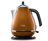 Чайник DeLonghi KBOV 2001 BW коричневый
